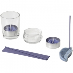 Lavender incense set