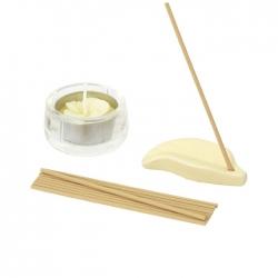 Vanilla incense set