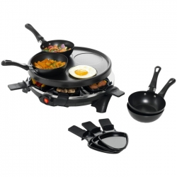 4 persons table wok set