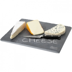 Chalk 'n cheese set