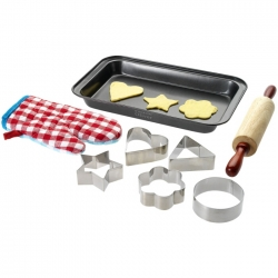 Biscuits and brownie set