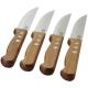 4 piece Jumbo steak knives
