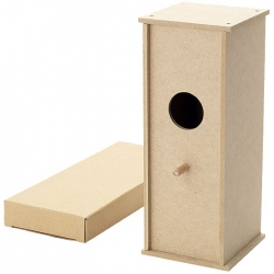 Build-Your-Own Bird House