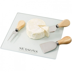4 piece cheese set