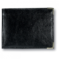 Imitation leather wallet