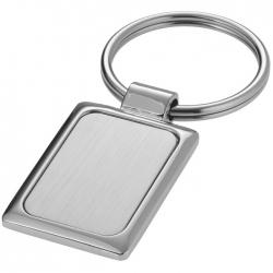 Rectangular key chain