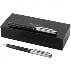 """Parisien"" ballpoint and rollerball  giftset"