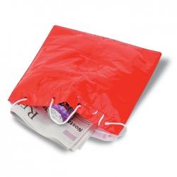 Inflatable beach pillow bag
