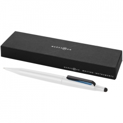 Trigon stylus ballpoint pen