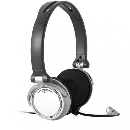 Multi-media headset