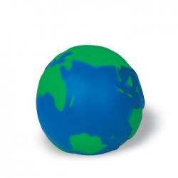 Anti-stress ball globe