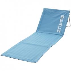 Beach mat seat
