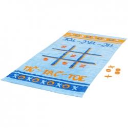 Tic-Tac-Toe Towel