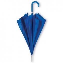 Umbrella with plastic grip