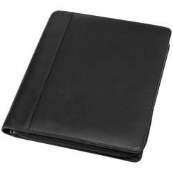 Harvard leather A5 portfolio