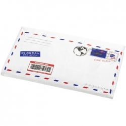 Envelope travel wallet