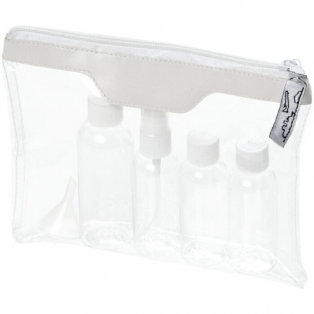 Airline approved onboard toiletry bag