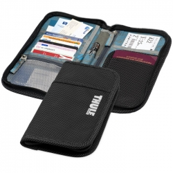 Crossover travel wallet