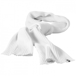 """Broach"" scarf"