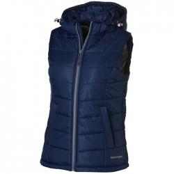 """Mixed"" doubles ladies bodywarmer"