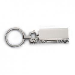 Truck metal key ring