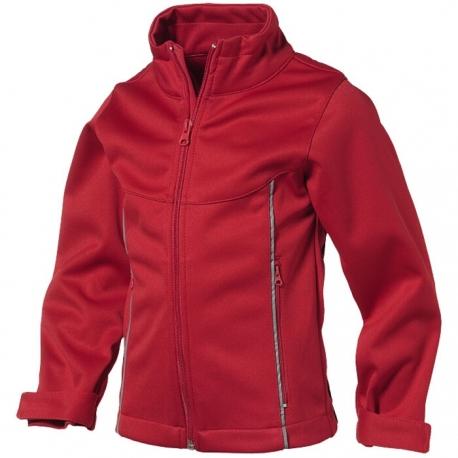 Cromwell Kids` soft shell jacket