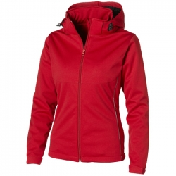 """Cromwell"" Ladies Padded Softshell Jacket"