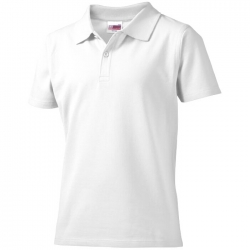"""First"" kids polo"