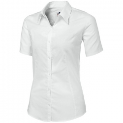 """Aspen"" ladies blouse short sleeve"