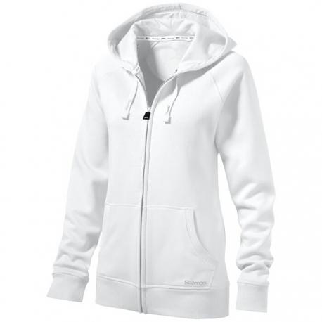 Race hooded ladies sweater