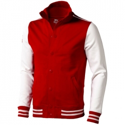 """Varsity"" sweat jacket"