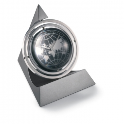 Astro clock with picture frame