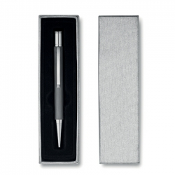 Brushed ballpen and giftbox