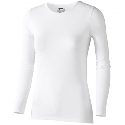 Curve ladies long sleeve T-shirt