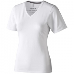 """Kawartha"" V-neck ladies T-shirt"