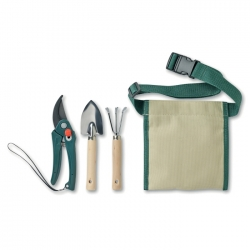Set of 3 garden tools