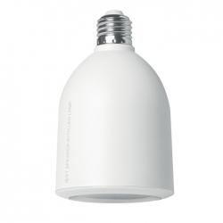 LED light with Bluetooth speaker