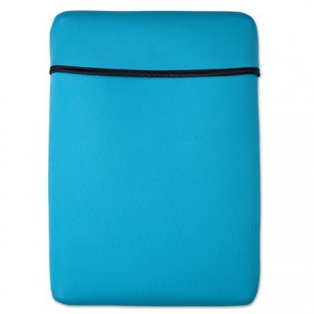 Reversible 15 laptop pouch