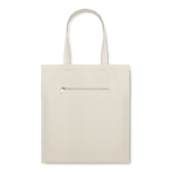 Shopping bag in canvas