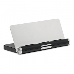 Powerbank and tablet holder