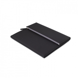 Portfolio with case flap