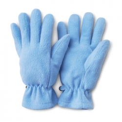 Fleece gloves