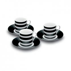 6 piece espresso set