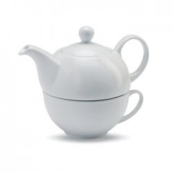 Teapot and cup set