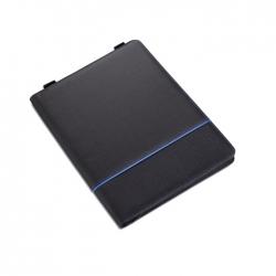 Folder with shoulder strap