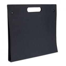 Folder in carton