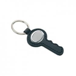 PU keyshape keyring