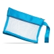 Cosmetic bag in mesh
