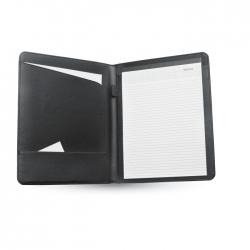 A4 bonded leather portfolio