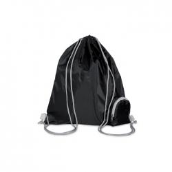 Foldable duffle bag